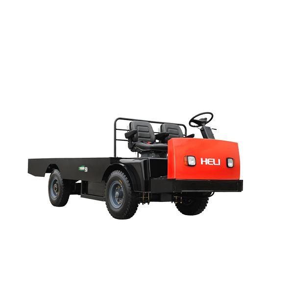 Xe kéo hàng chạy điện Heli 1-5 tán G-Series