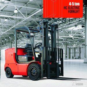 Xe nâng điện 5 tấn Heli Giá rẻ