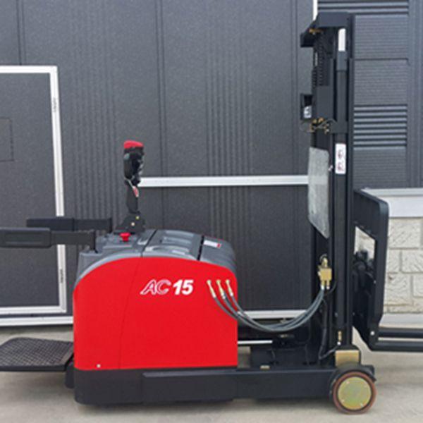 Xe nâng tay điện 1.5 tấn CƯDM15-810 Heli
