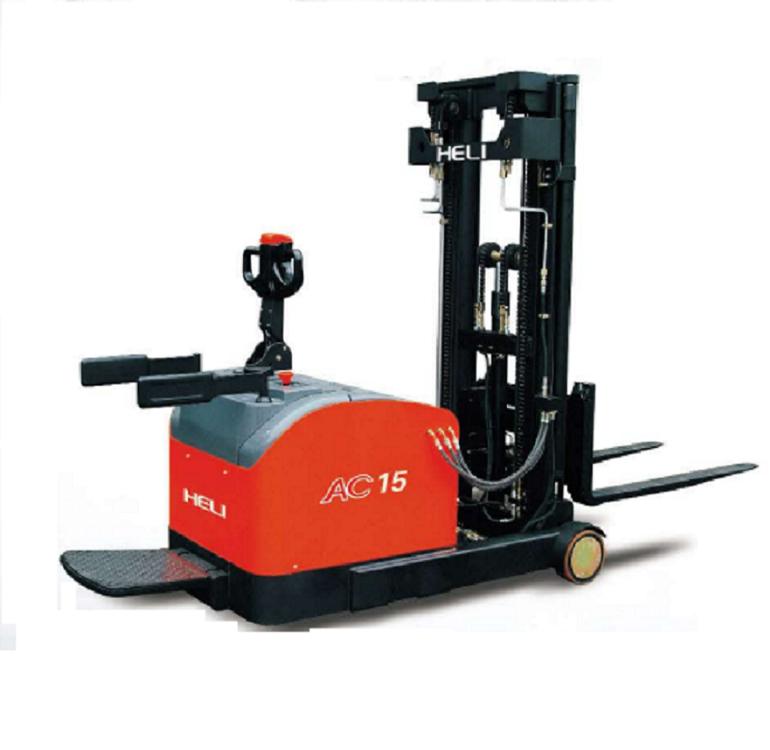 Xe nâng tay điện 1.5 tấn Heli CQDM15-810 giá tốt