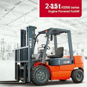 Xe nâng 2.5 tấn Heli H2000 Series