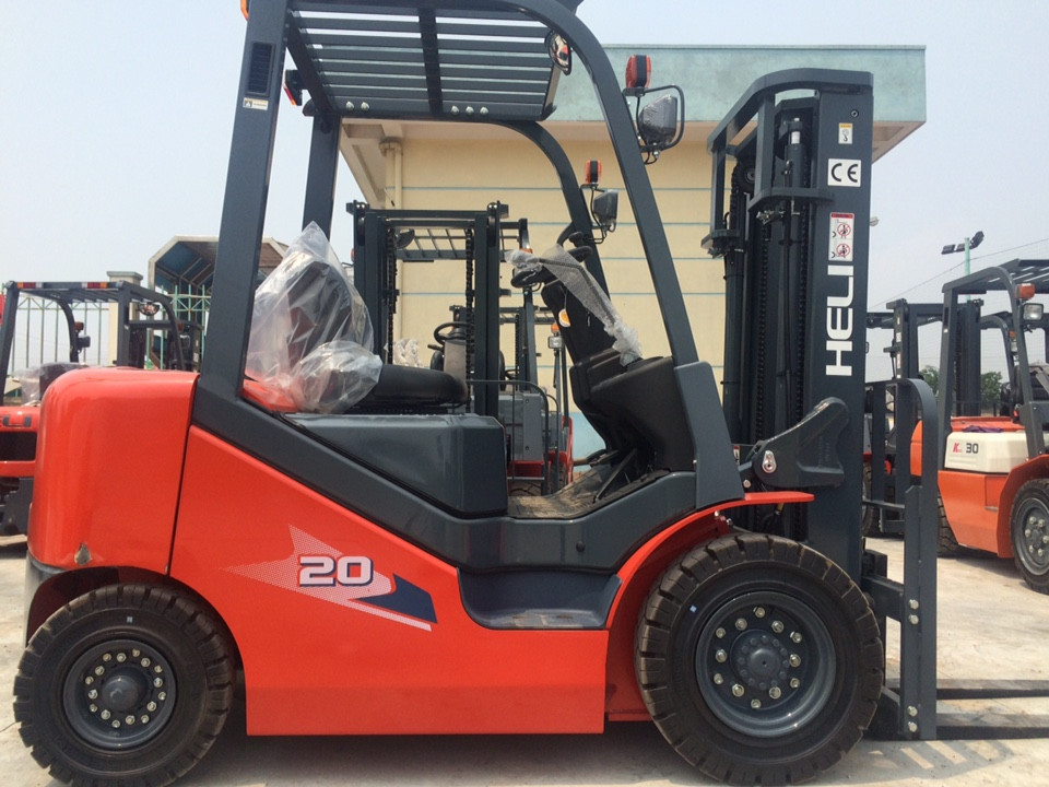 Xe nâng hàng 2 tấn Heli H3- Series