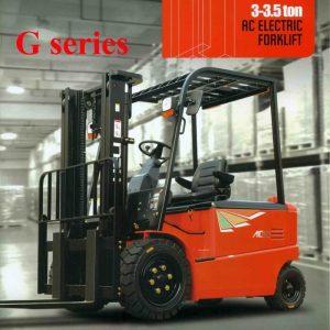 Xe nâng điện 3 tấn-3.5 tấn Heli