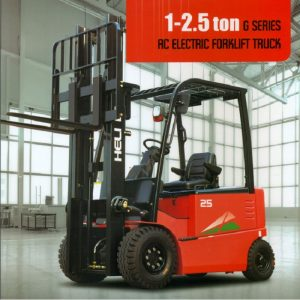 Xe nâng điện 1.5 tấn