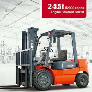 xe nâng hàng 3 tấn Heli H2000 Series