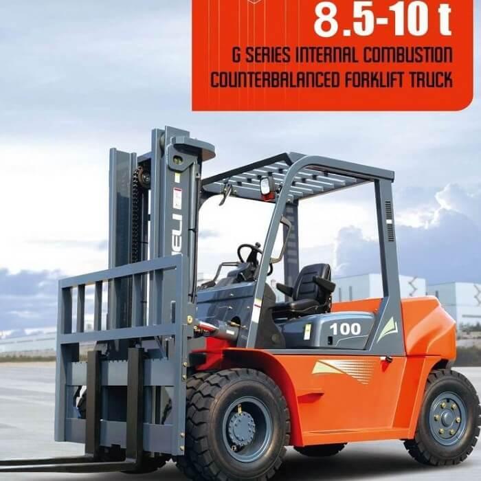 xe nâng hàng 7 tấn Heli CPCD70 tốt-giá rẻ