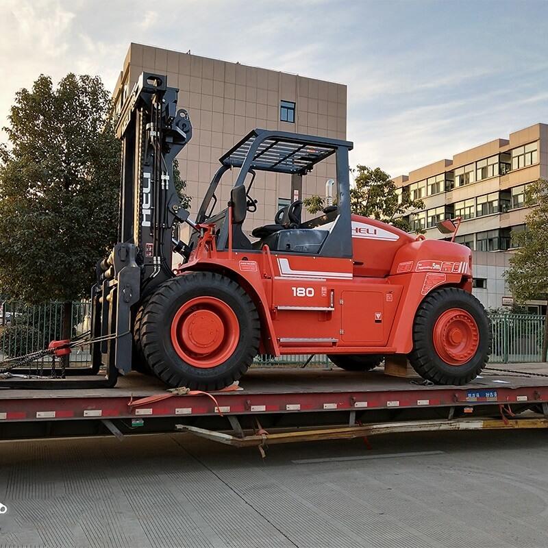Xe nâng Heli 14 tấn, 16 tấn, 18 tấn