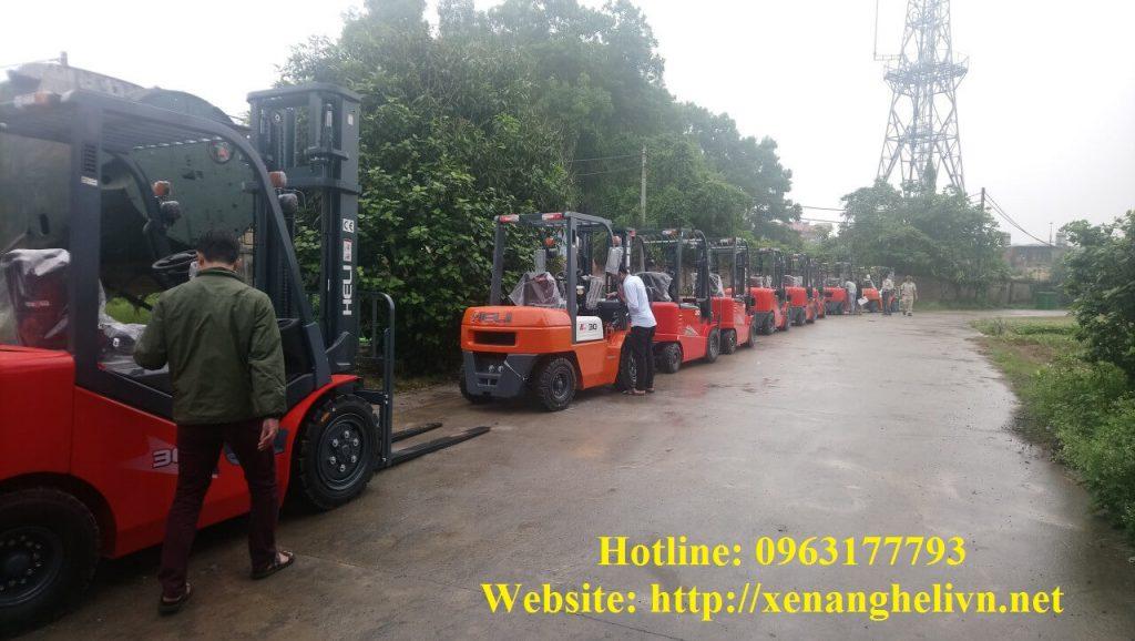Xe nâng tại Hưng Yên-Bán xe nâng hàng tại Hưng Yên giá rẻ