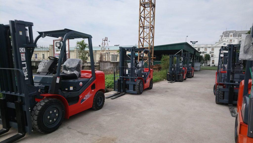 Xe nâng tại Tây Ninh - Bán xe nâng hàng tại Tây Ninh