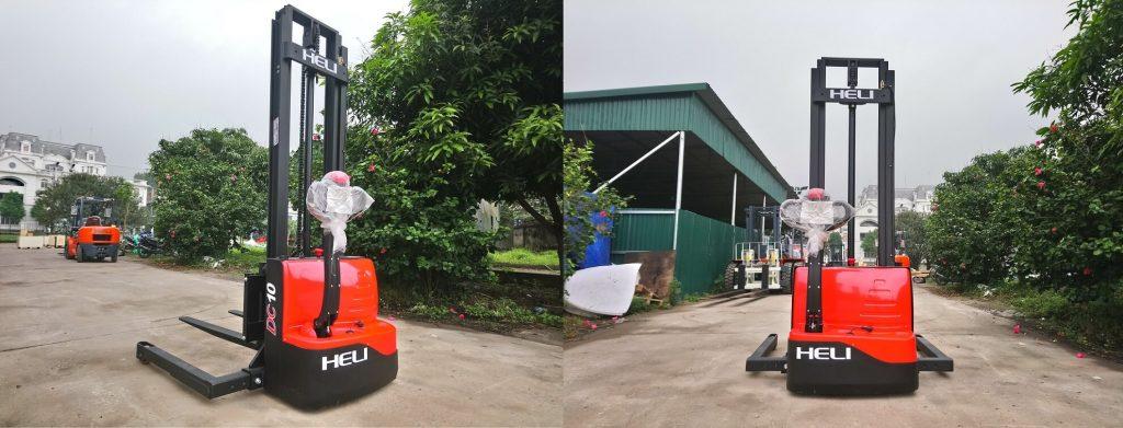 Xe nâng tay điện 1 tấn cdd10-050 Heli