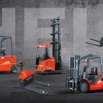 Heli Forklift Truck