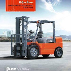 Xe nâng hàng 4 tấn - 5 tấn Heli